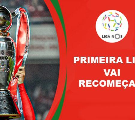 Odds da Primeira Liga: Grandes na frente na primeira jornada e Benfica parte como favorito ao título
