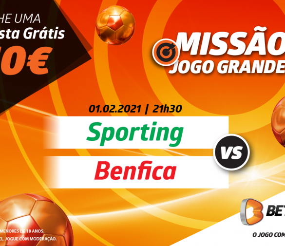 Missão Sporting-Benfica